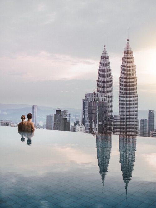 Halbzeit Weltreise — Wie lebt es sich so im Traum?