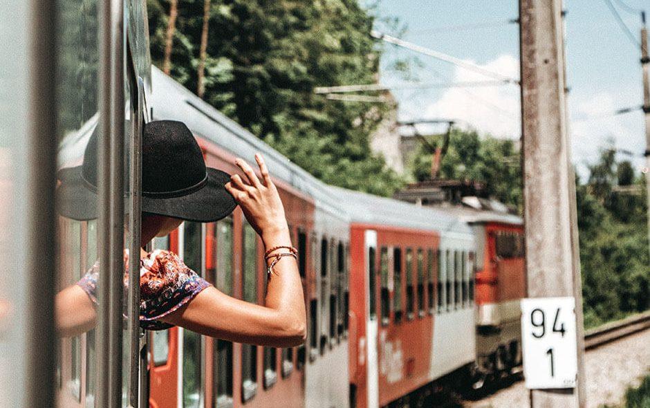 Zugpanoramastrecke von Belgrad nach Bar
