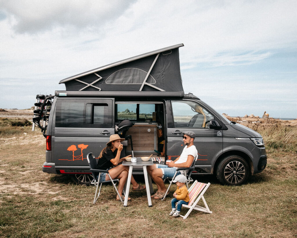 Roadtrip mit dem Camper