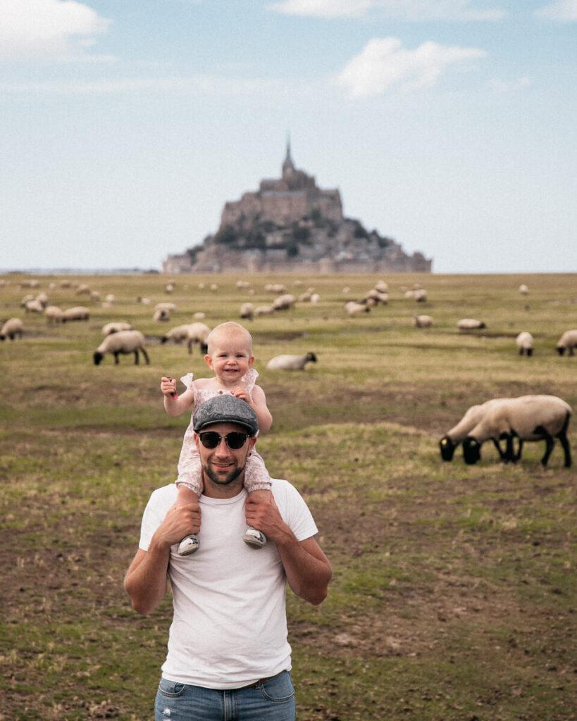 Mont Saint Michel Fotospot