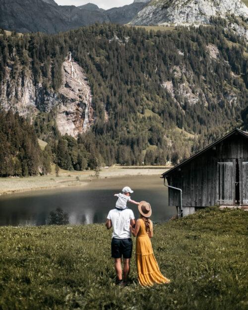 Familienzeit im Fondueland Gstaad – Wandern mit viel Genuss