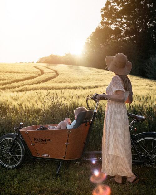 Lastenrad-Liebe: Warum wir mit dem Fahrrad nicht nur das Klima verbessern